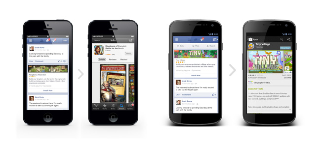 Facebook for iOS (App Store installs 003)