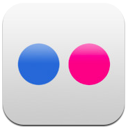 Flickr for iOS (app icon, small)