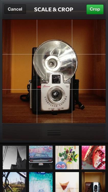 Instagram 3.2 for iOS (iPhone screenshot 002)