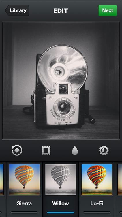 Instagram 3.2 for iOS (iPhone screenshot 003)
