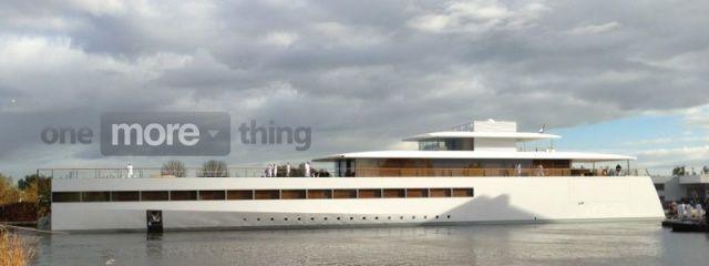 Steve Jobs Yacht image 002