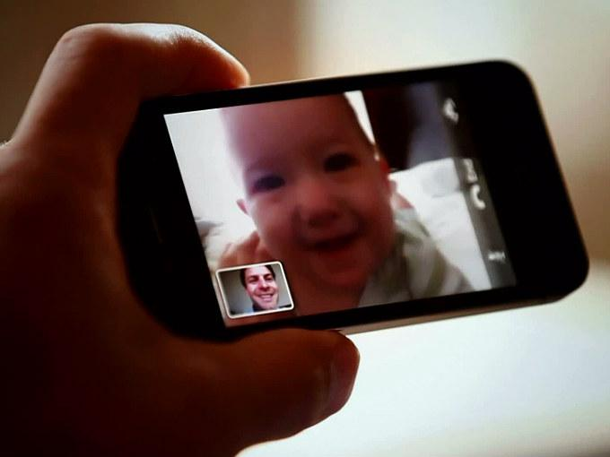 baby facetime