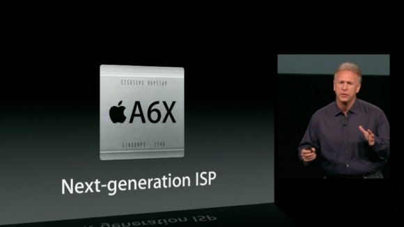 iPad mini keynote (Phil Schiller, A6x slide 001)