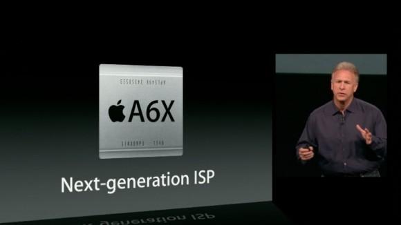 iPad mini keynote (Phil Schiller, A6x slide 001)