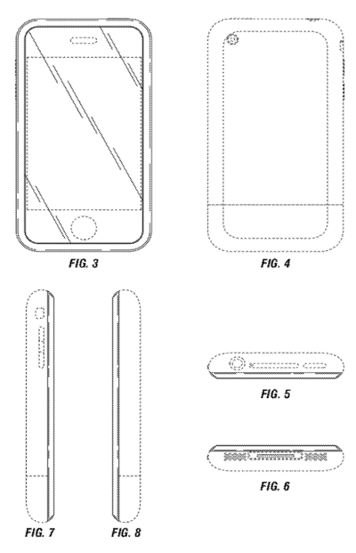 original iphone patent