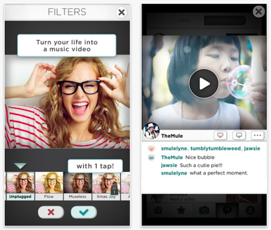 Smule S Strum App Adds Music And Instagram Like Effects To Your Videos