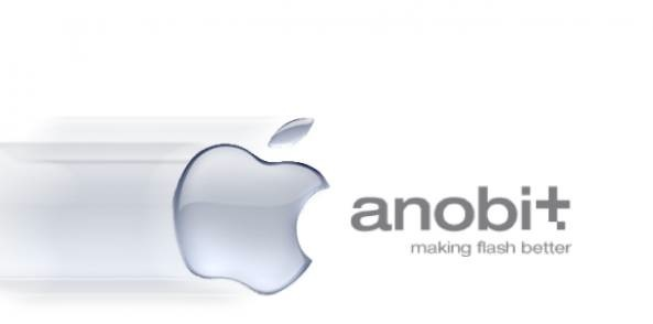 Anobit Apple logo
