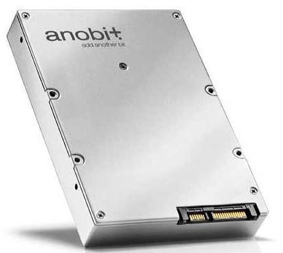 Anobit Flash unit