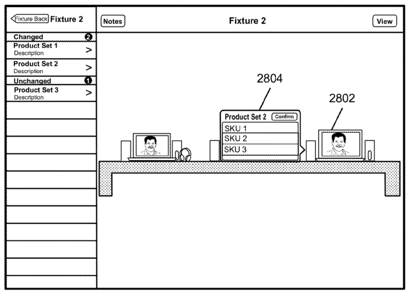 Apple store patent (drawing 007)