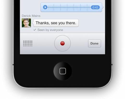 Facebook Messenger voice calling (teaser 001)