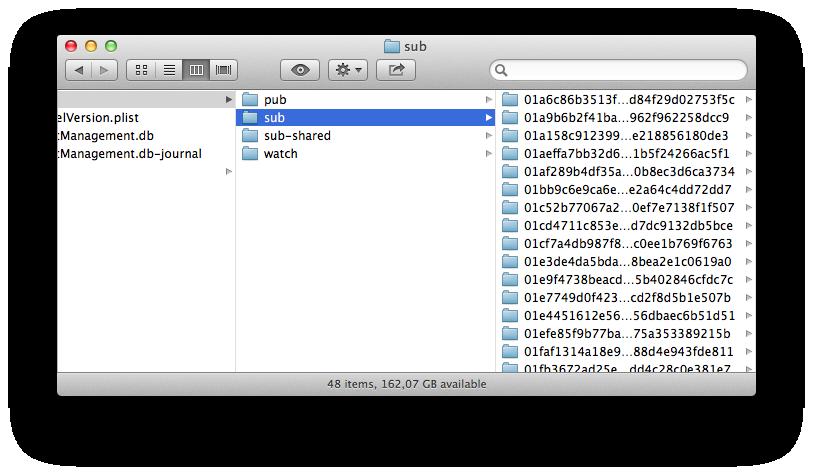Finder (iCloud Photo Stream sub folder 002)