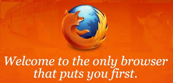 Firefox teaser