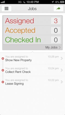 Google Coordinate 1.0 for iOS (iPhone screenshot 001)