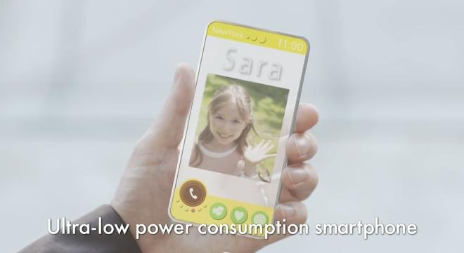 IGOZ smartphone