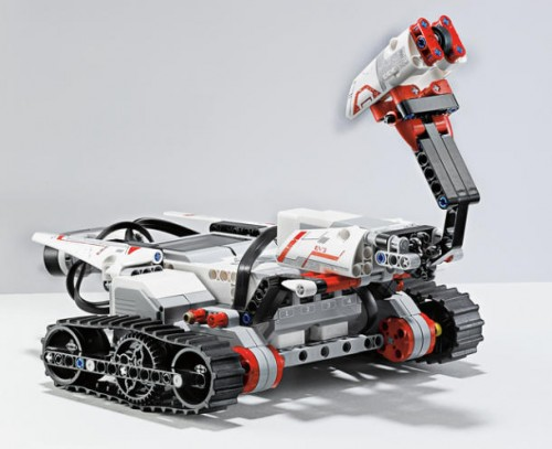 Lego Mindstorms EV3 image 001