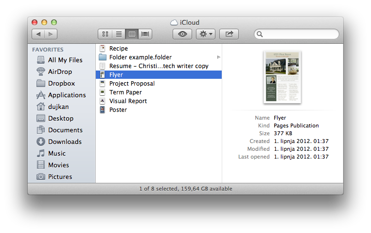 Plain Cloud 1.0 for Mac (screenshot 002)