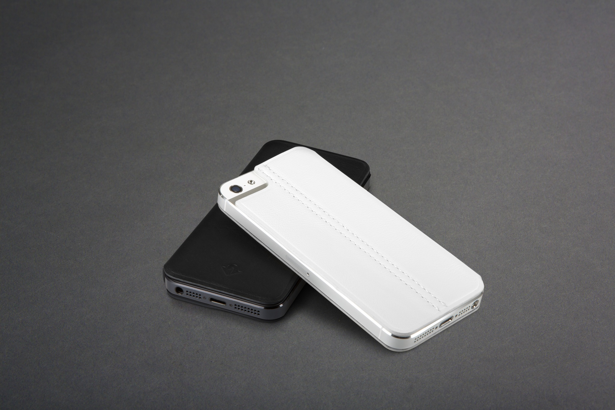 Twelve South SurfacePad (two up, black, white)