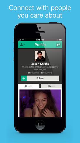 Vine 1.0 for iOS (iPhone screenshot 004)