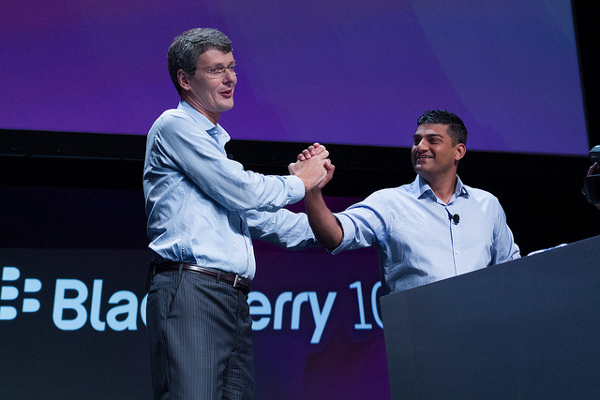 blackberry 10 event header