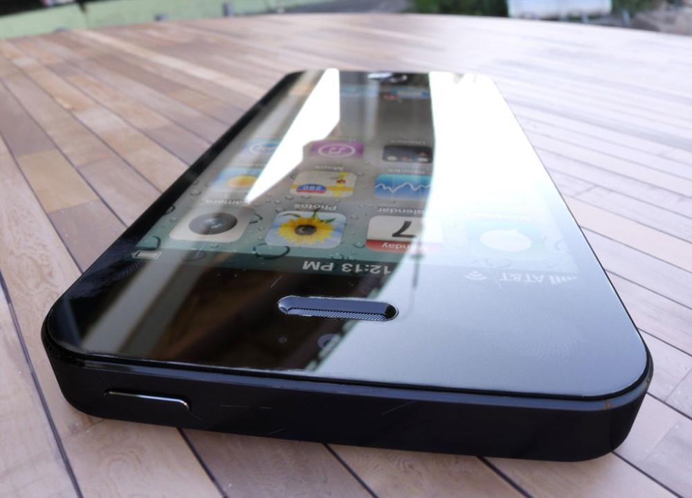 iPhone 5 mockup (Martin uit Utrecht 001)