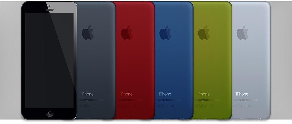 iPhone 5S concept (Alexander Kormishin 002)