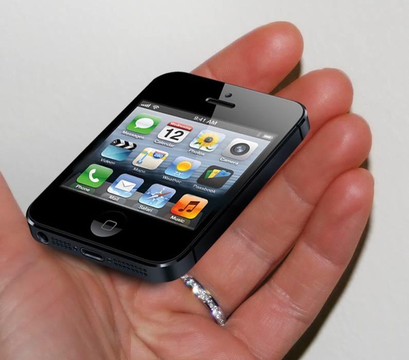 iPhone mini (teaser 001)