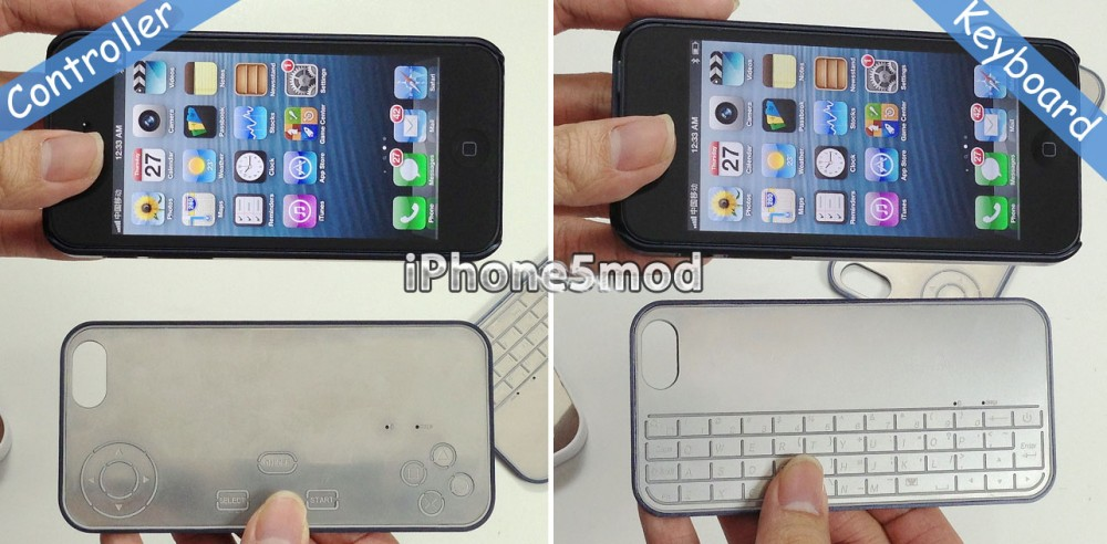 iPhone5mod (keyboard and gamepad, image 003)