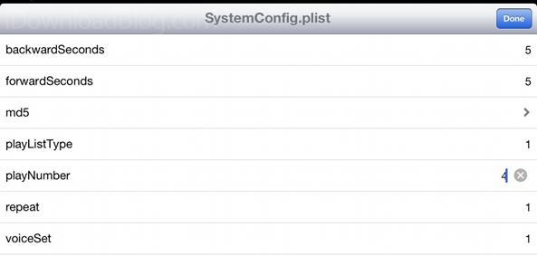 music collocator system config