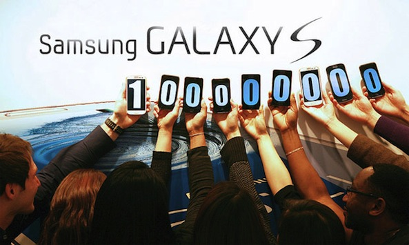 samsung 100 million