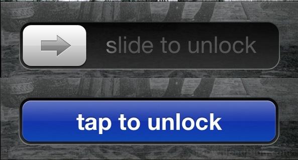 sludetounlock vs tapunlock