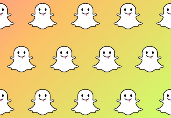 snapchat ghosts