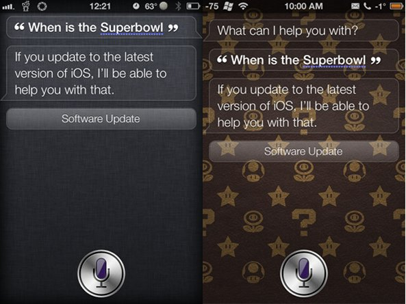 superbowl siri refuse