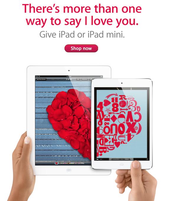 valentine's day ad