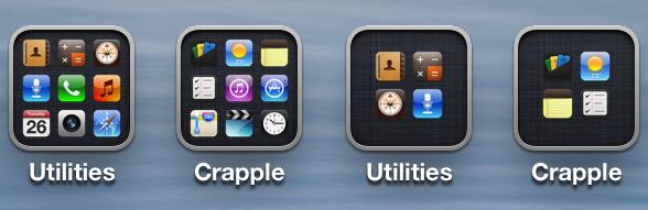 2x2 Folder Icons