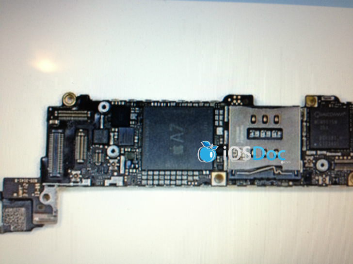 Apple A7 motherboard (iOSdoc 001)