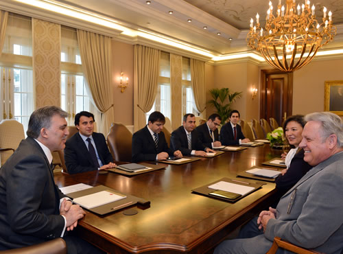 Apple execs meeting with Turkish president