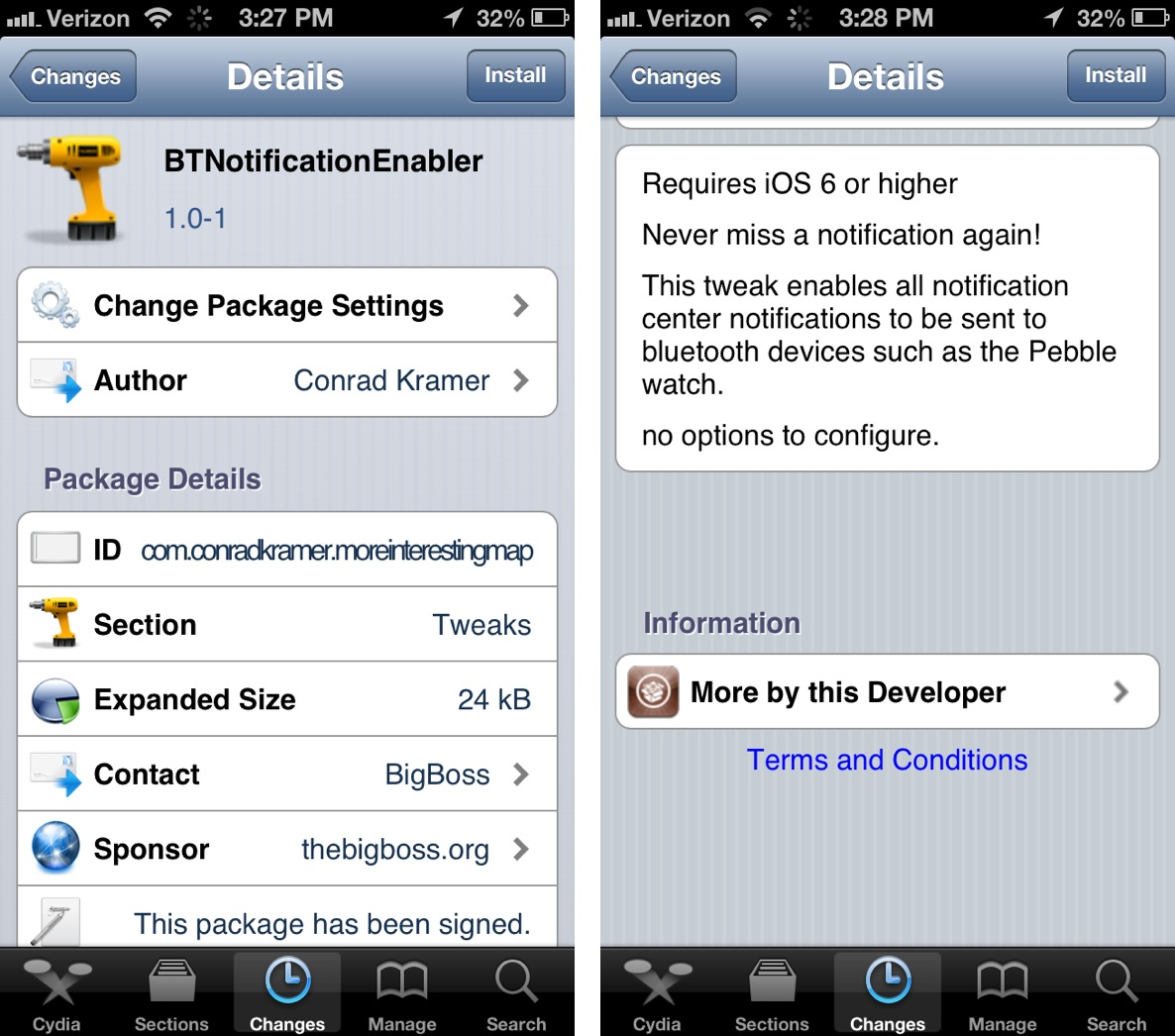 New tweak allows all Notification Center notifications to be sent to