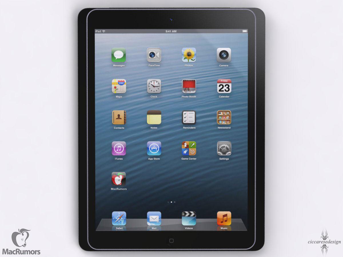 CiccareseDesign iPad 5 size comparison (image 003)
