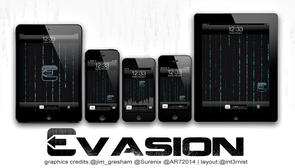 Evasi0n Jailbreak Wallpapers For IPhone IPad And IPod Touch