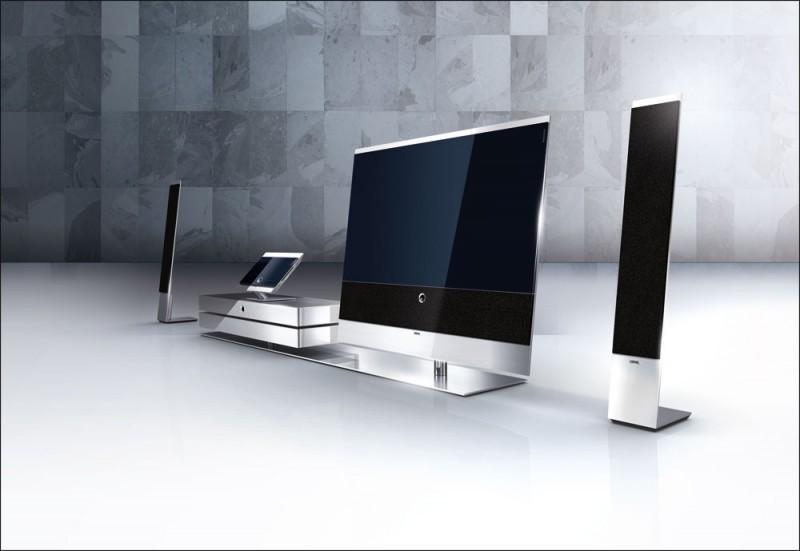 Loewe TV setup