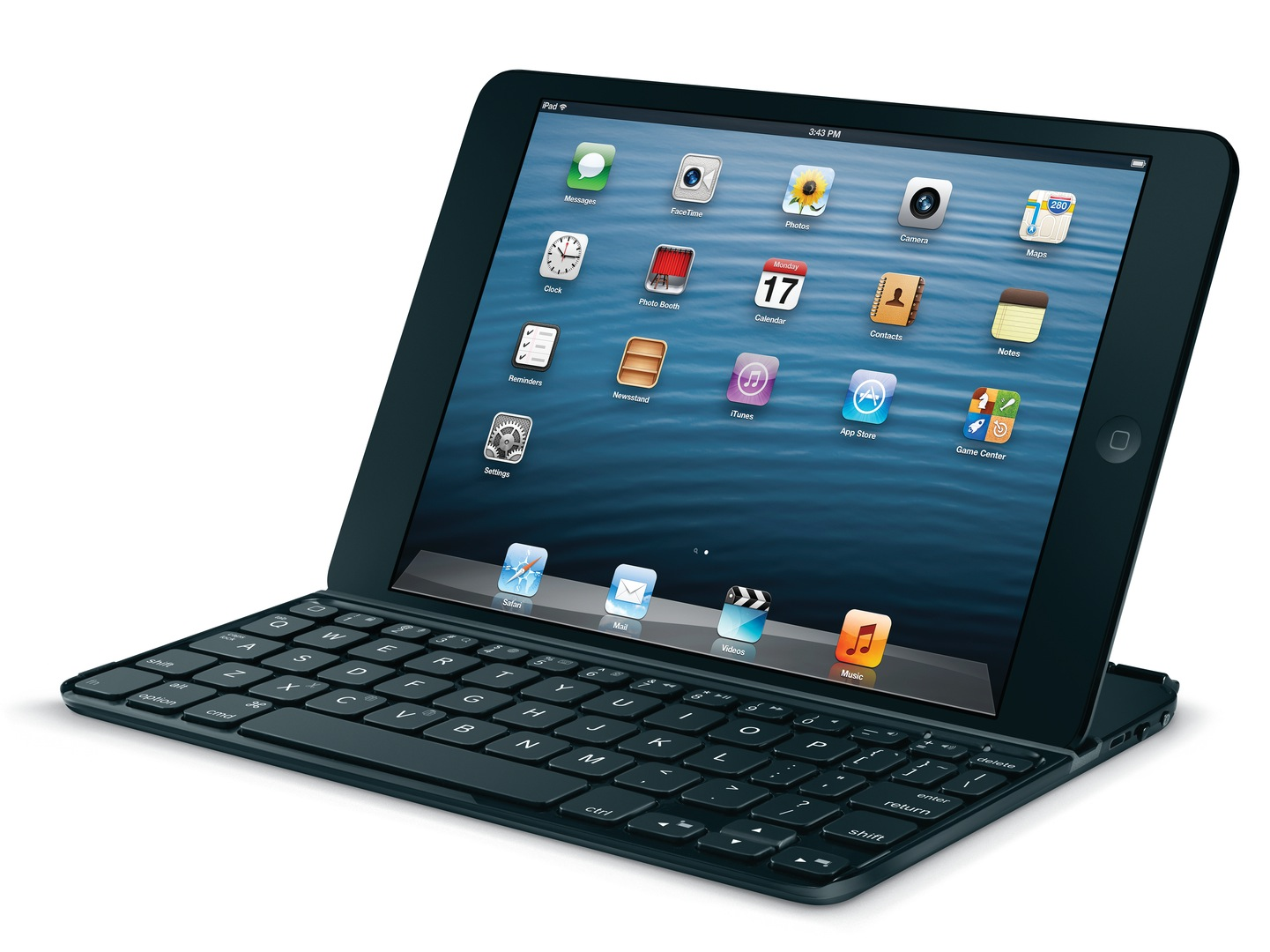 Logitech Ultrathin Keyboard for iPad mini (image 001)