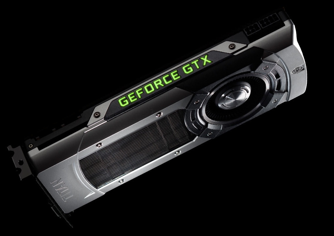 Nvidia GeForce GTX Titan (image 001)