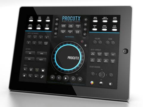 ProCutX 1.0 for iOS (iPad screenshot 001)