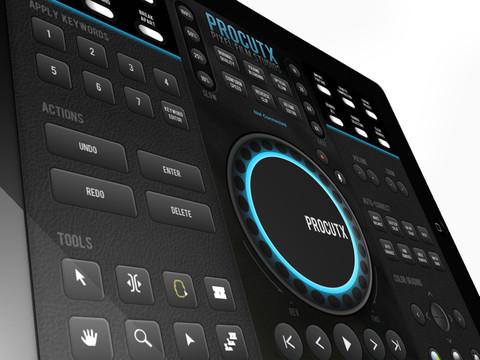 ProCutX 1.0 for iOS (iPad screenshot 002)