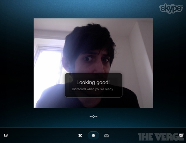 Skype Video Messages (The Verge 001)