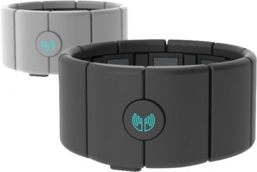 Thalmic Labs MYO armband (two up)
