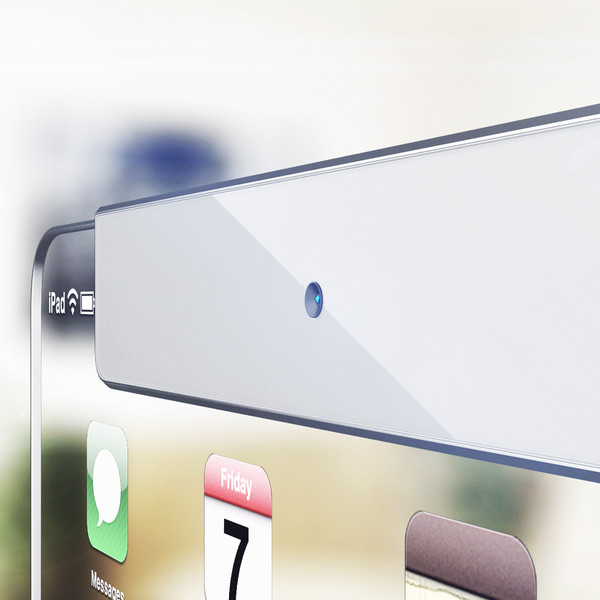 Translucent iPad model (Ricardo Alfonso 002)
