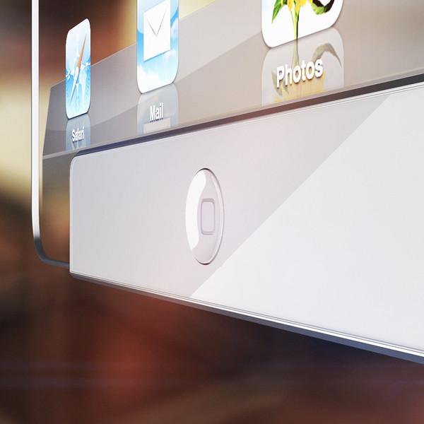 Translucent iPad model (Ricardo Alfonso 003)