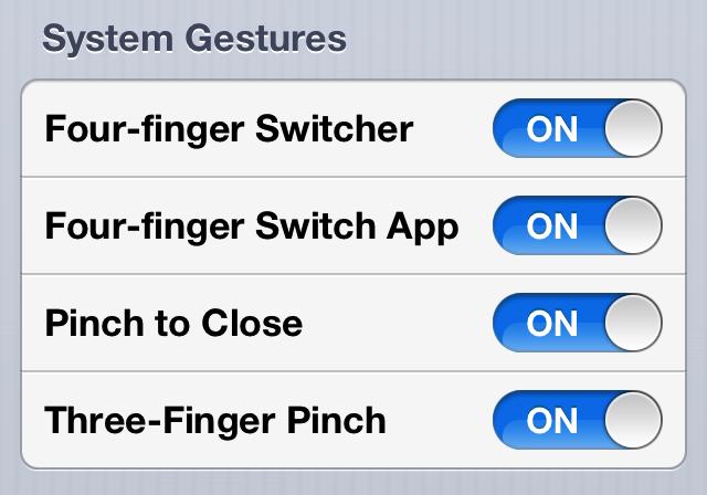 Zephyr 3 finger pinch