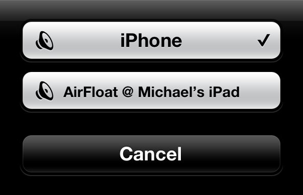 airplay airfloat